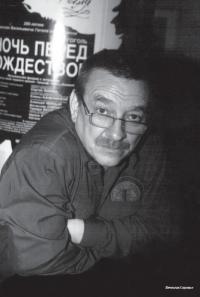 Призвание - театр. Вячеслав Сорокин (Москва)