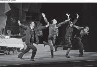 Шесть гастрольных вечеров. Казанский театр им.В.Качалова в Чувашии
