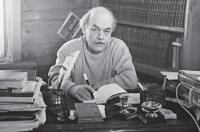 """Давид Самойлов: """"Я считаю себя принадлежащим не только поэзии, но и театру"""""""