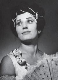 Счастье актрисы. Ирена Синькевич (Сарапул)