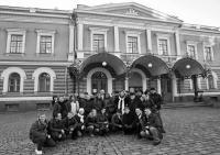 Качаловцы на «Русских сезонах»