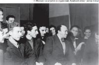 Старая гвардия ГИТИСа. Первый послевоенный режиссерский курс
