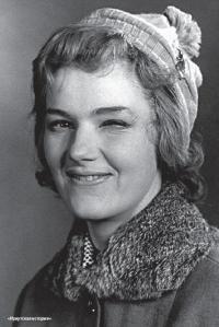 Звезда. Юлия Борисова