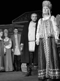 В поиске…  Х фестиваль школьных театров «Русская драма»