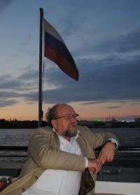 Истории о внутренних мирах. Юбилей у Владимира Туманова (Санкт-Петербург)