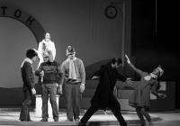Русская классика на берегах Волги / Международный фестиваль русской классической драматургии «Горячее сердце»