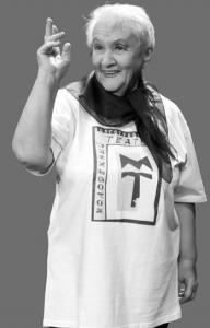 Актерское счастье Веры Семёновой (Волгоград)