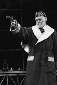 """Поющий Шерлок в стиле стимпанк / """"Шерлок Холмс"""" в Театре """"Балтийский дом"""""""