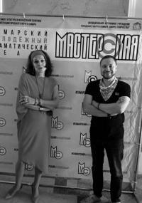 """Театру - быть! / Открытие Самарского молодежного драматического театра """"Мастерская"""""""