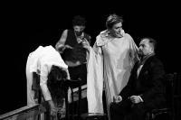 Обжигающая исповедь сердца человеческого / IX Международный фестиваль камерных и моноспектаклей «LUDI» (Орел)