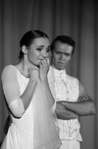 Разгадать тайны Достоевского / Фестиваль камерных спектаклей в Старой Руссе
