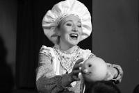 """Сдобная сказка о колобке в Иркутском областном театре кукол """"Аистенок"""""""