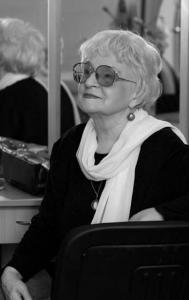 Ушла из жизни Марина Гаврилова-Эрнст (Брянск)