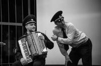 ОМСК. «Родной Подольск, тебе сложил немало песен»